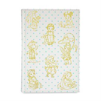 Diario colección Animators, Disney Store