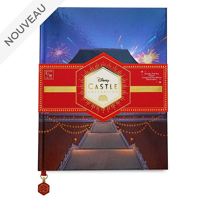 Disney Store Carnet Château de Mulan, Disney Castle, 3sur10