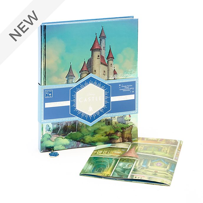 Disney Store Snow White Castle Collection Journal, 4 of 10