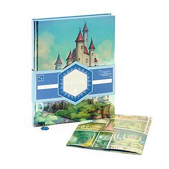 Disney Store Journal Château de Blanche Neige, Disney Castle, 4sur10