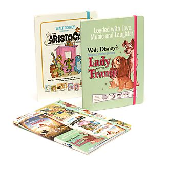 Disney Store Lot de 3 carnets Disney Classics Poster Journal
