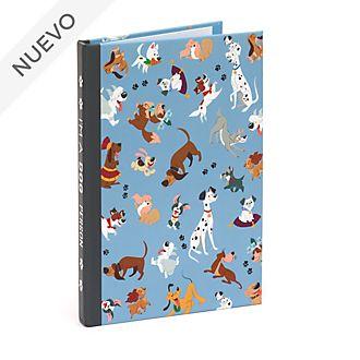 Set cuaderno y notas adhesivas perros Disney, Disney Store