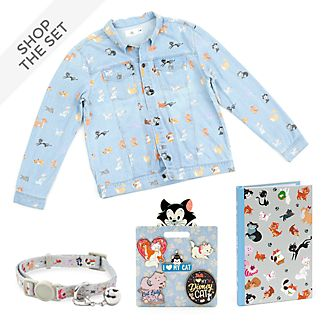 Disney Store Disney Cats Stationery and Accessories Collection For Adults