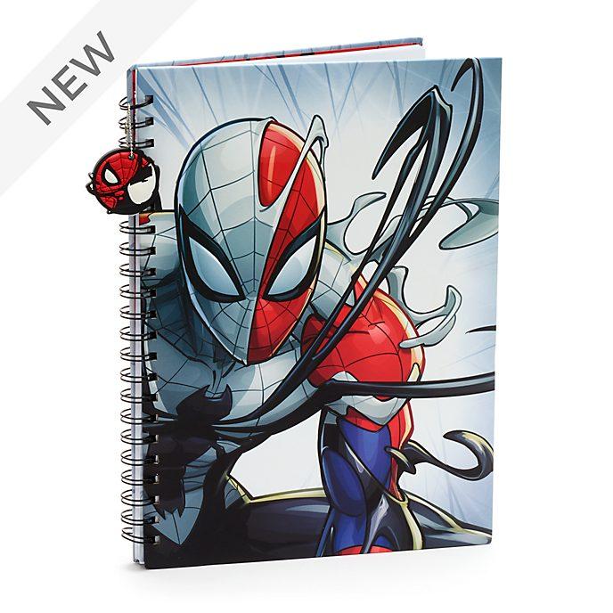 Disney Store Spider-Man and Venom A4 Notebook