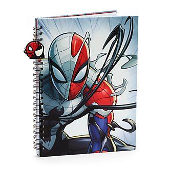 Quaderno A4 Spider-Man e Venom Disney Store