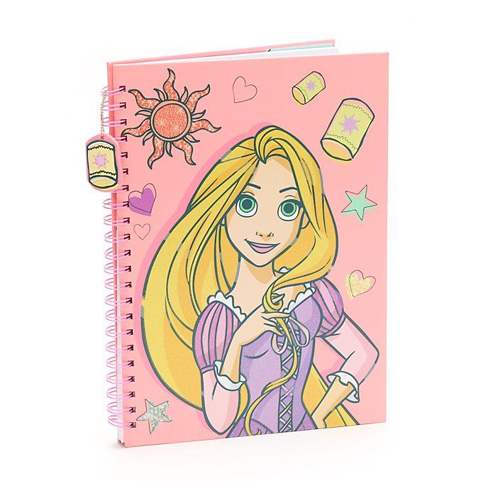 Disney Store - Rapunzel - Neu verföhnt - A4-Notizbuch