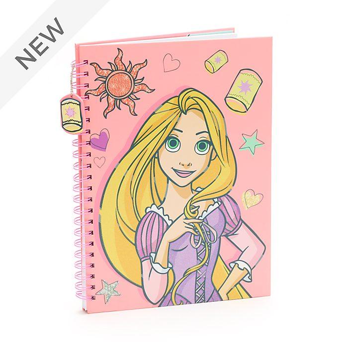 Disney Store Rapunzel A4 Notebook, Tangled