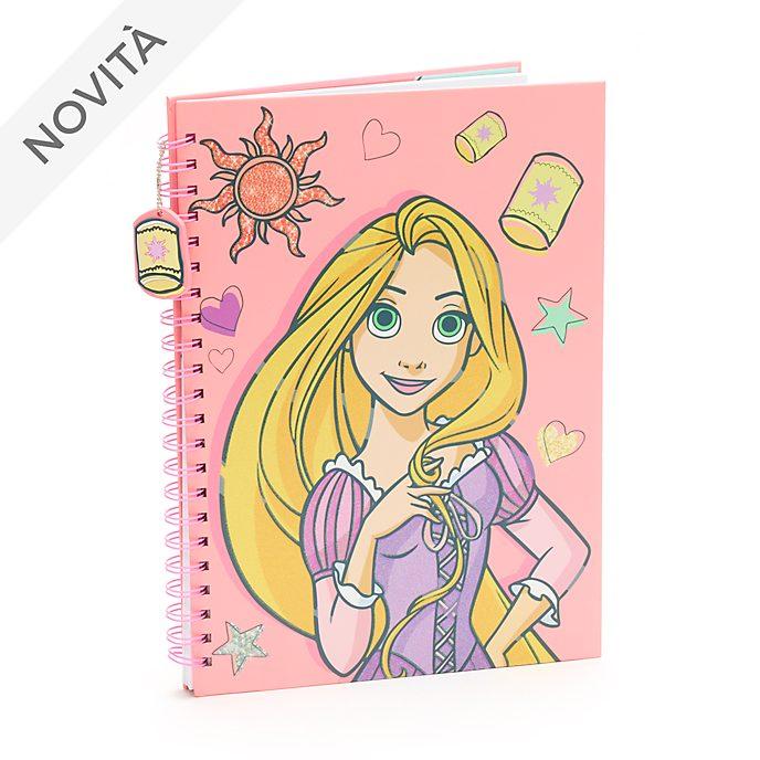 Quaderno A4 Rapunzel Disney Store