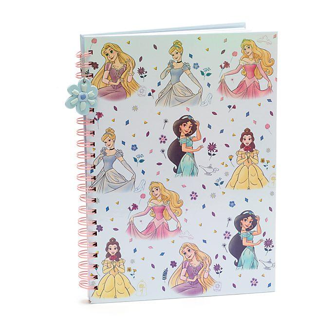 Disney Store - Disney Prinzessinnen - DINA4-Notizbuch