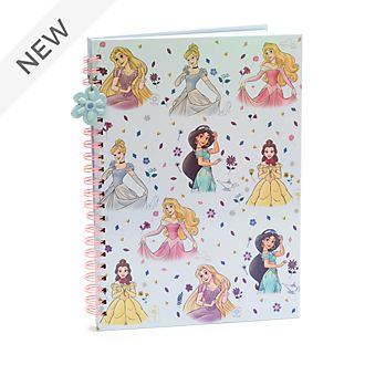 Disney Store Disney Princess A4 Notebook