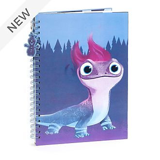 Disney Store Bruni and Olaf A4 Notebook, Frozen 2