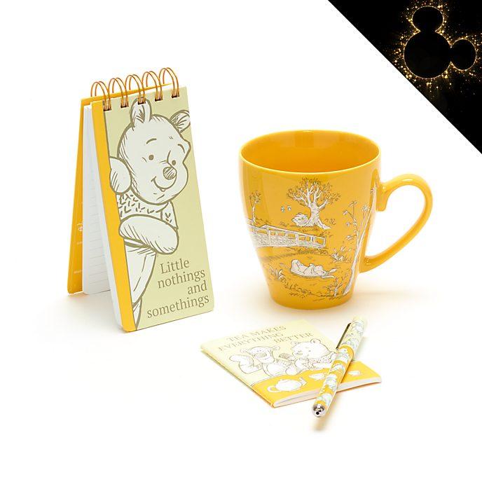 Set regalo quaderni e tazza Winnie the Pooh Disney Store