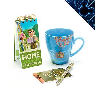 Set regalo quaderni e tazza Up Disney Store
