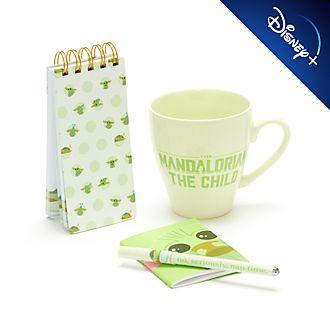 Set de regalo cuadernos y taza El Niño, Disney Store