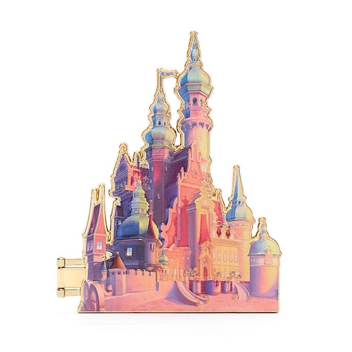 Pin Castle Collection Rapunzel - L'Intreccio della Torre Disney Store, 5 di 10
