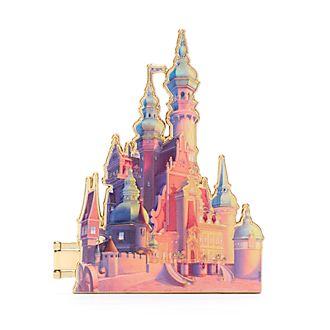 Disney Store Pin's Château de Raiponce, Disney Castle, 5sur10