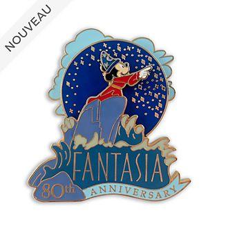 Disney Store Pin's rotatif Mickey l'Apprenti sorcier
