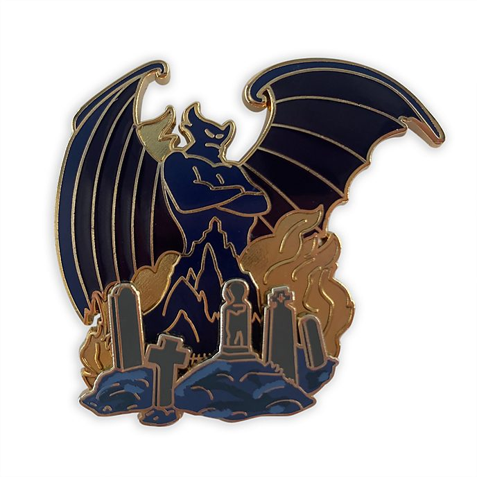 Disney Store Fantasia Chernabog Pin