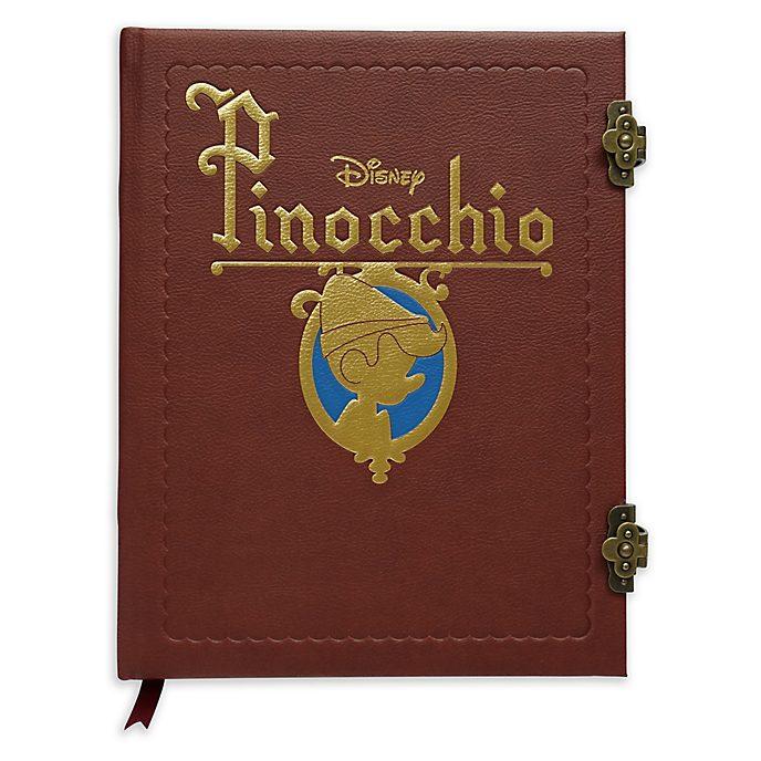 Disney Store - Pinocchio - Nachgebildetes DIN A4-Notizbuch