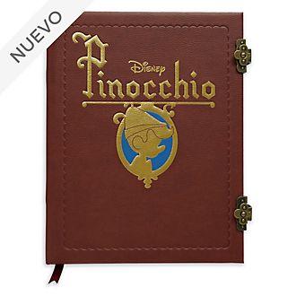 Diario réplica A4 Pinocho, Disney Store