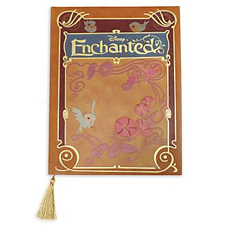 Taccuino A4 Replica del libro Come d'incanto Disney Store