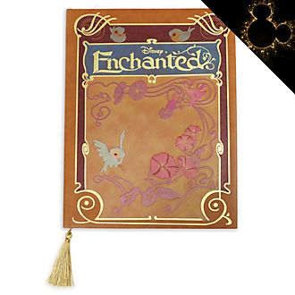 Disney Store Enchanted A4 Replica Journal