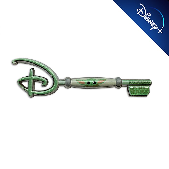 Disney Store Grogu Opening Ceremony Key Pin, Star Wars