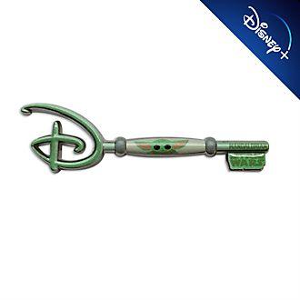 Disney Store - Star Wars - Das Kind - Anstecknadel mit Eröffnungszeremonie-Schlüssel