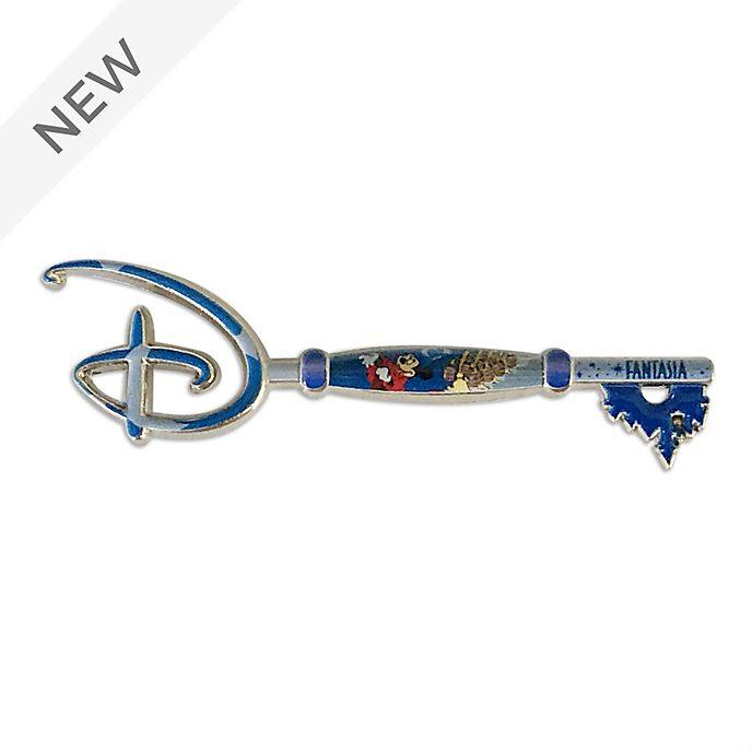 Disney Store Fantasia 80th Anniversary Opening Ceremony Key Pin