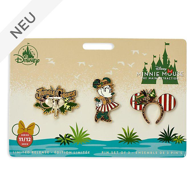 Disney Store - The Main Attraction - Minnie Maus - Anstecknadelset - 11 von 12