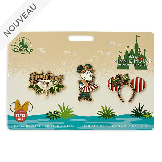 Disney Store Coffret de pin's Minnie Mouse The Main Attraction, 11sur12