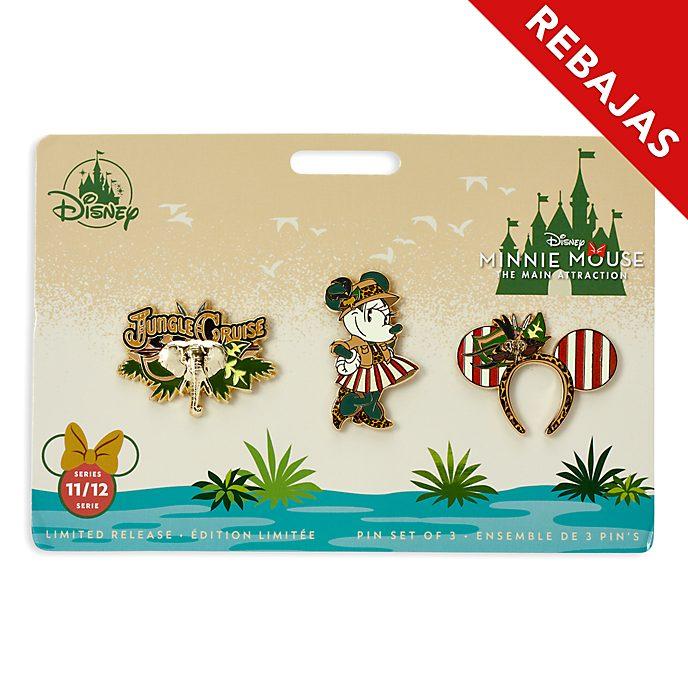 Set de pins Minnie Mouse The Main Attraction, Disney Store (11 de 12)