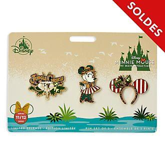 Disney Store Coffret de pin's Minnie Mouse The Main Attraction, 11 sur 12