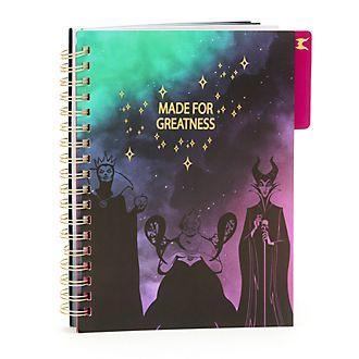Cuaderno Villanos Disney, Disney Store