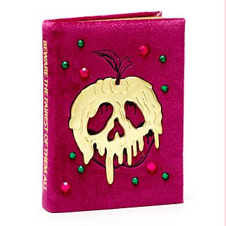 Disney Store Poison Apple Journal
