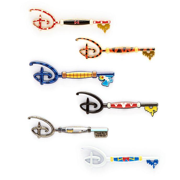 Disney Store Pin's clé collector mystère