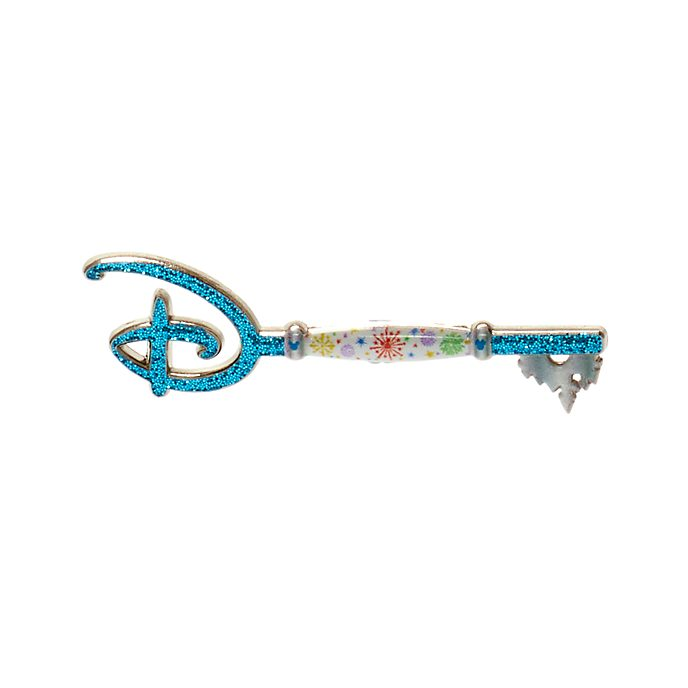 Disney Store 2021 Opening Ceremony Key Pin