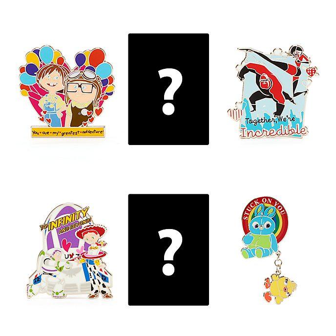 Disney Store Disney Duos Valentine's Mystery Pin