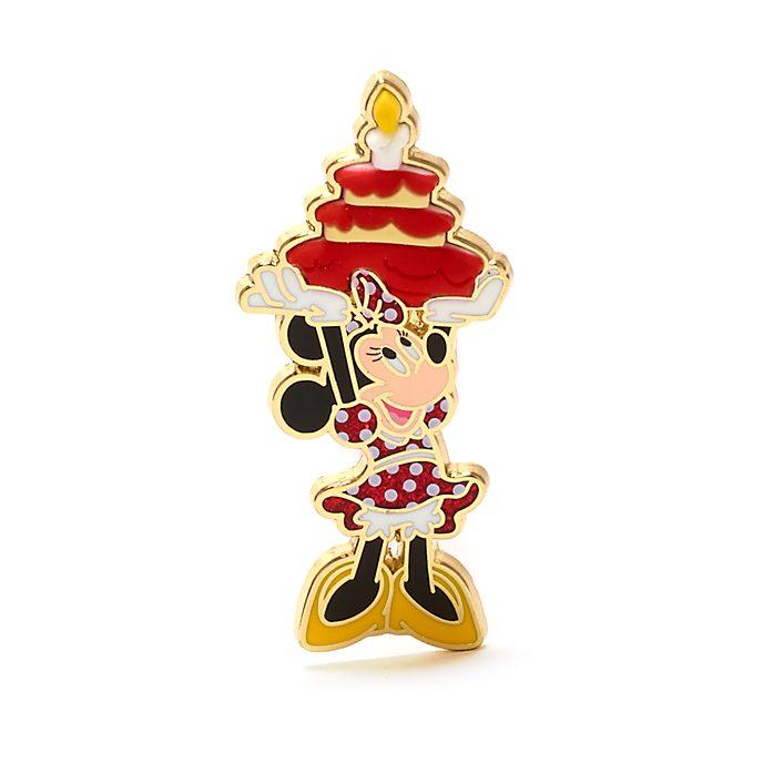 Disney Store - Minnie Maus - Anstecknadel zum Geburtstag