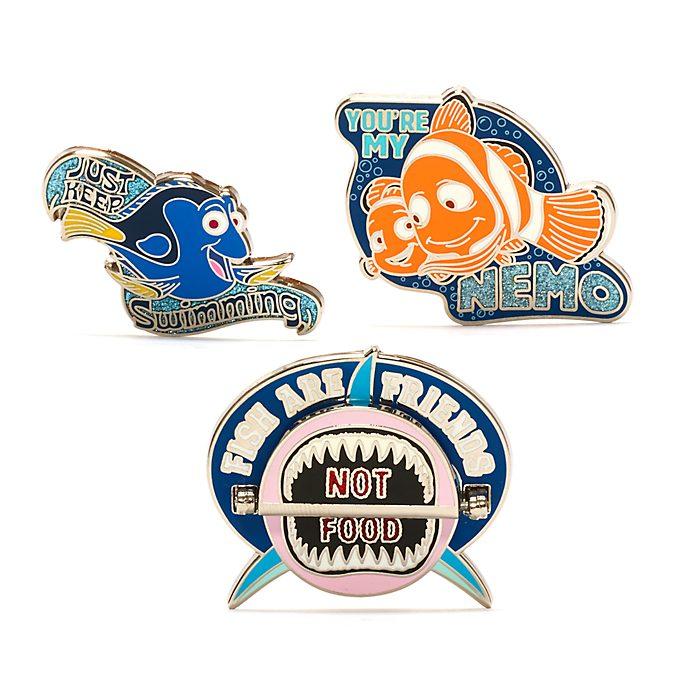 Set di pin Alla ricerca di Nemo Disney Store