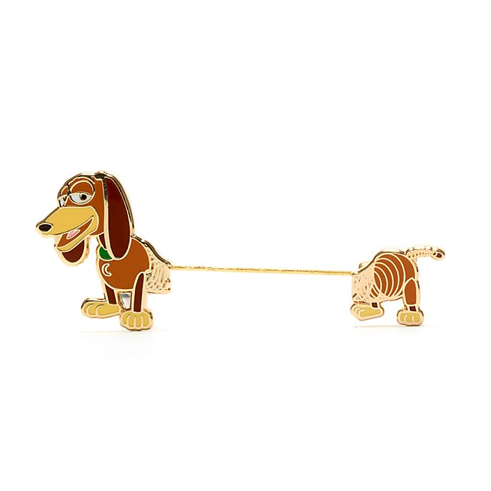 Pin Slinky, Toy Story, Disney Store