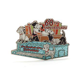 Disney Store 101 Dalmatians Legacy 60th Anniversary Pin