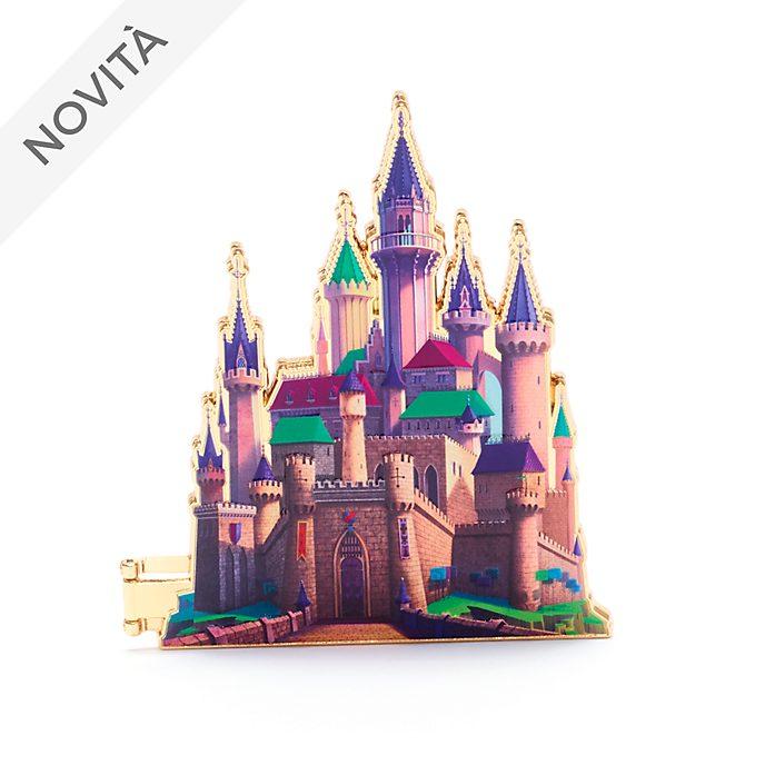 Pin Castle Collection La Bella Addormentata nel Bosco Disney Store, 6 di 10