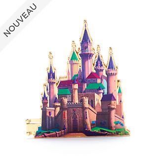 Disney Store Pin's Château de La Belle au Bois Dormant, Disney Castle, 6sur10