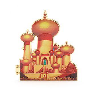 Disney Store Pin's Palais Jasmine, Disney Castle, 7sur10