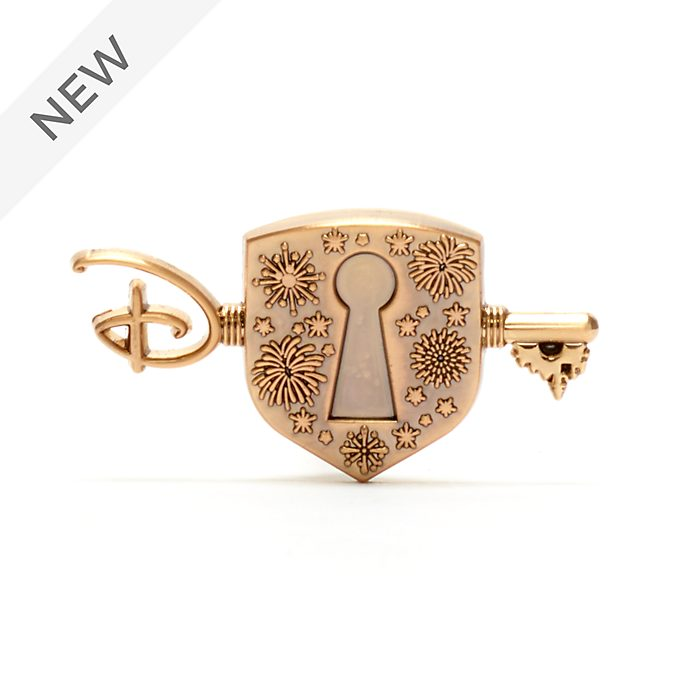Disney Store Key and Lock Pin