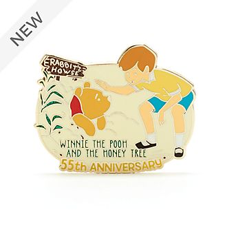 Disney Store Winnie the Pooh and the Honey Tree Pin