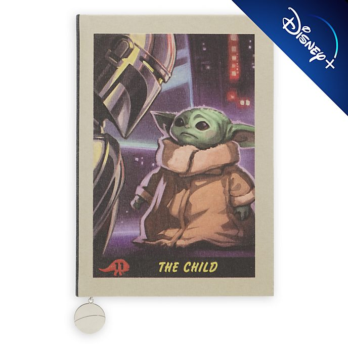 Disney Store The Child Journal, Star Wars: The Mandalorian