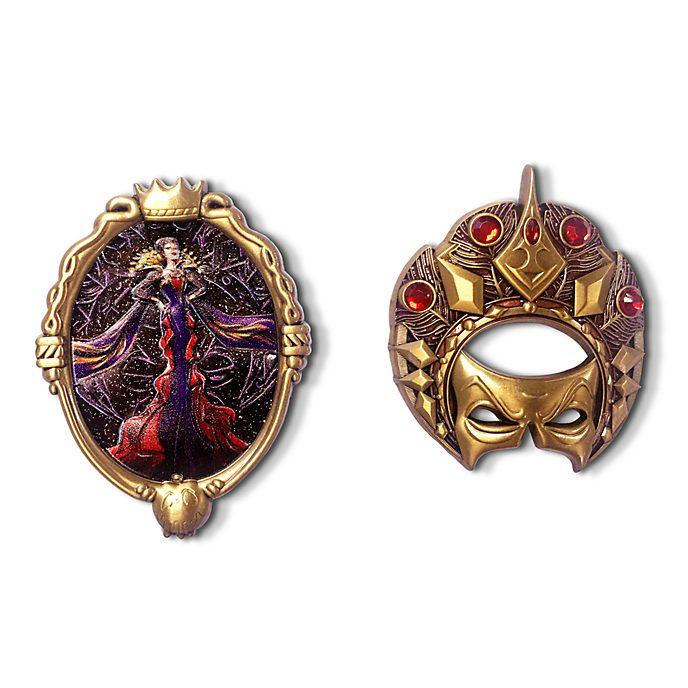 Disney Store - Die Böse Königin - Disney Designer Collection - Anstecknadelset