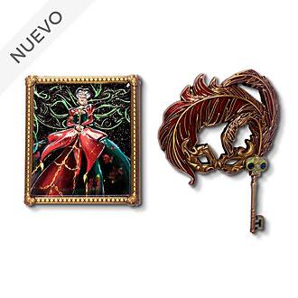 Set pins Madrastra, Disney Designer Collection, Disney Store